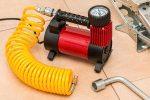 Pumpa luft med kompressorer