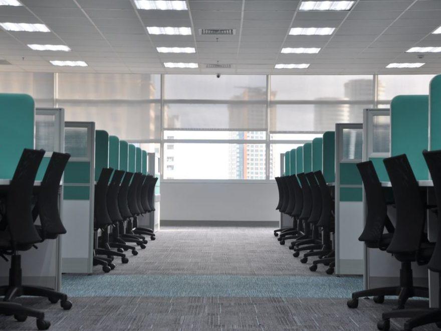 En kontorsstol som ger en arbetsplats i toppklass
